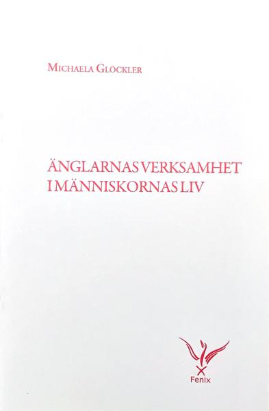 Omslag för Änglarnas verksamhet i människornas liv av Michaela Glöckler