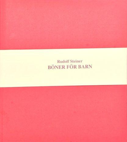 Omslag för Böner för barn av Rudolf Steiner