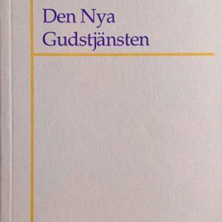 Omslag för Den Nya Gudstjänsten av Kurt von Wistinghausen