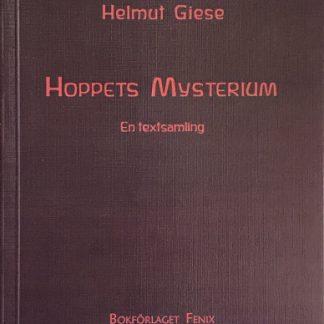 Omslag för Hoppets Mysterium av Helmut Giese