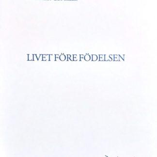Omslag för Livet före födelsen av Michaela Glöckler